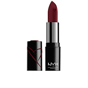 Lipsticks SHOUT LOUD satin lipstick Nyx Professional Makeup