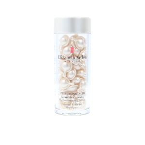 Anti aging cream & anti wrinkle treatment - Skin tightening & firming cream  HYALURONIC ACID ceramide capsules Elizabeth Arden