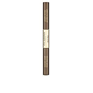 Eyebrow makeup - Eyebrow fixer BROW DUO cejas Clarins