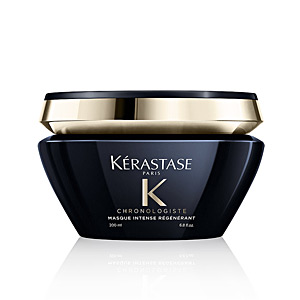 Hair mask for damaged hair CHRONOLOGISTE masque intense régénérant Kérastase