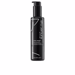 Hair styling product - Heat protectant for hair STYLE netsu design blow dry cream Shu Uemura