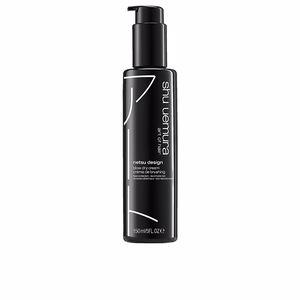 Producto de peinado - Protector térmico pelo STYLE netsu design blow dry cream Shu Uemura