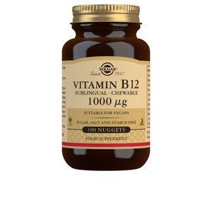 Vitamine VITAMINA B12 1000mcg.(CIANOCOBALAMINA) cápsulas masticables Solgar