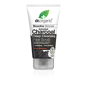 Exfoliant facial BIOACTIVE ORGANIC deep cleansing face scrub Dr. Organic