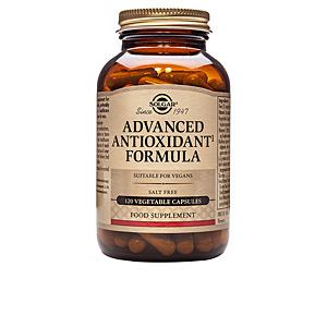 Otros suplementos FORMULA ANTIOXIDANTES AVANZADOS cápsulas Solgar