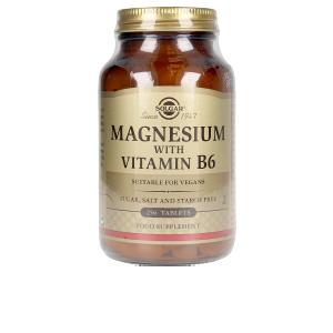Vitaminas MAGNESIO + B6 comprimidos