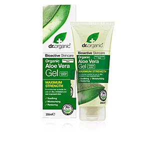Gel de baño BIOACTIVE ORGANIC aloe vera gel Dr. Organic