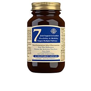 Nahrungsergänzungsmittel SOLGAR 7 cápsulas vegetales Solgar