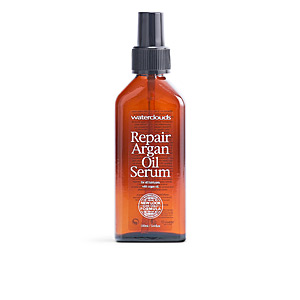 Hair color treatment REPAIR ARGAN oil serum Waterclouds
