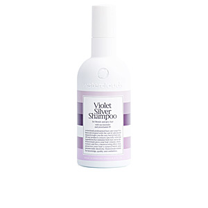 Colorcare shampoo VIOLET SILVER SHAMPOO for blonde & grey hair Waterclouds