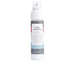 Hair styling product FIXING hairspray Waterclouds