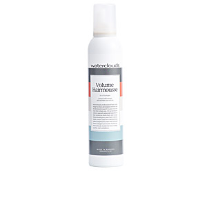 Heat protectant for hair - Hair styling product - Hair styling product VOLUME hair mousse Waterclouds