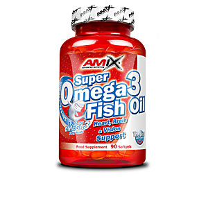 Omegas and fatty acids SUPER OMEGA 3 Amix
