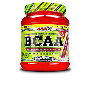 Aminoácidos y proteínas BCAA INSTANT JUICE #lima-limón Amix