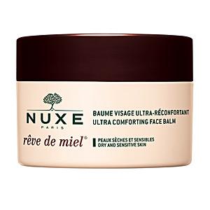 Soin du visage hydratant RÊVE DE MIEL baume visage ultra-réconfortant Nuxe