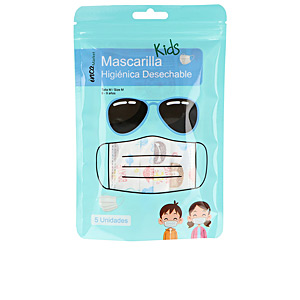 Protective mask - Hygiene for kids MARKET MASCARILLA DESECHABLE INFANTIL SET Inca
