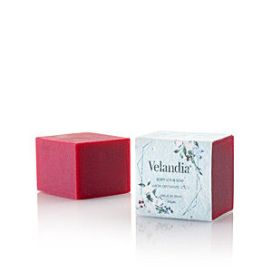 Facial cleanser - Shower gel - Face scrub - exfoliator BODY SCRUB soap Velandia
