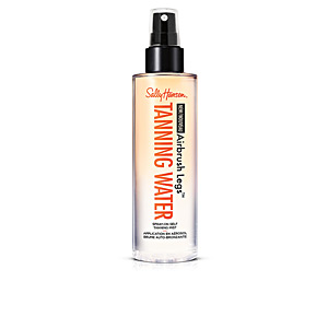 Body AIRBRUSH LEGS tanning water Sally Hansen