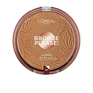 BRONZE PLEASE! la terra #01-light caramel