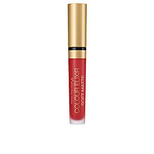 Lipsticks COLOUR ELIXIR soft matte Max Factor