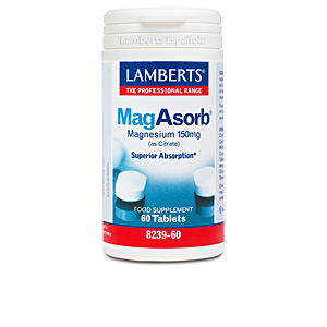 Otros suplementos MAGASORB® 60 cápsulas Lamberts