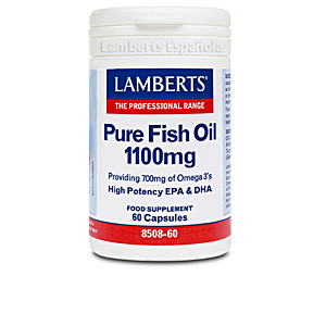 Omegas and fatty acids ACEITE DE PESCADO PURO 1100mg Lamberts