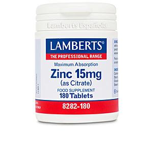 Minerales y oligoelementos ZINC 15mg cápsulas
