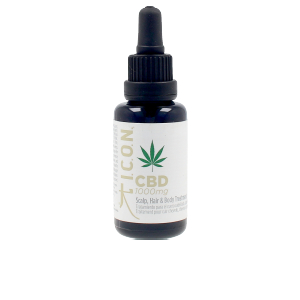 Hair moisturizer treatment ORGANIC CBD oil I.c.o.n.