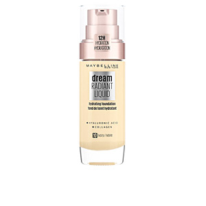 Foundation Make-up DREAM RADIANT LIQUID hydrating foundation Maybelline