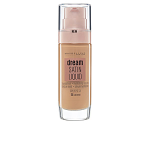 Base de maquillaje DREAM RADIANT LIQUID hydrating foundation Maybelline