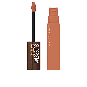 Pintalabios y labiales SUPERSTAY MATTE INK COFFEE edition Maybelline