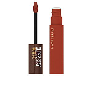 Lipsticks SUPERSTAY MATTE INK COFFEE edition Maybelline
