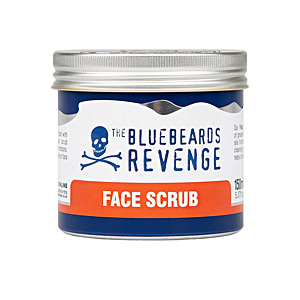 Face scrub - exfoliator THE ULTIMATE face scrub The Bluebeards Revenge