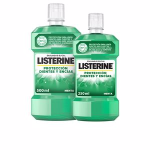 Bath Gift Sets DIENTES & ENCIAS ENJUAGUE BUCAL SET Listerine