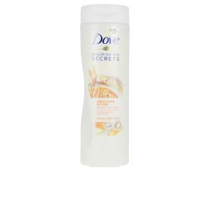 Hidratação corporal LECHE AVENA & MIEL RITUAL body lotion Dove