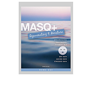 Face mask MASQ+ rejuvenating & moisture Masq+