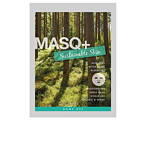 Masque pour le visage MASQ+sustainable skin Masq+
