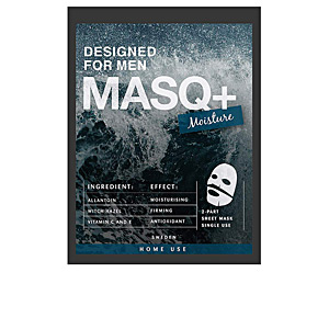 Maschera viso MASQ+ moisture for men Masq+