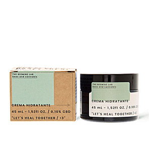 Face moisturizer CREMA HIDRATANTE 0,10% CBD The Beemine Lab