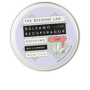 First Aid Product BÁLSAMO RECUPERADOR 0,4% CBD The Beemine Lab