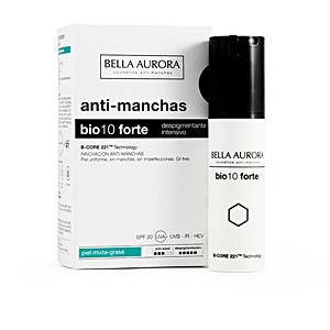 Creme antimacchie BIO10 FORTE despigmentante intensivo piel mixta Bella Aurora