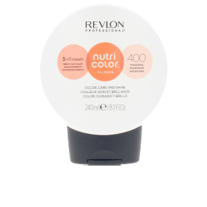 Hair mask NUTRI COLOR filters #400 Revlon