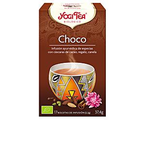 Boisson CHOCO infusión bolsita Yogi Tea