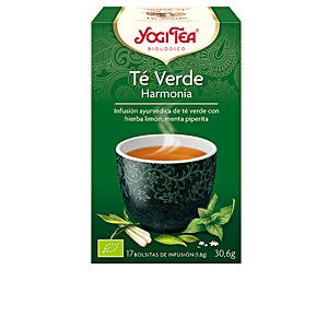 Getränk TÉ VERDE harmonía Yogi Tea