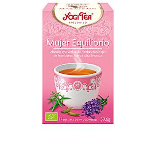 Getränk MUJER EQUILIBRIO infusión Yogi Tea
