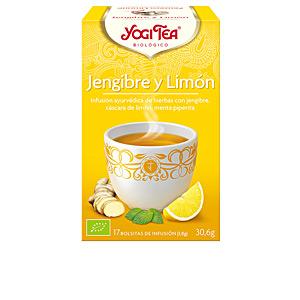 Bevande JENGIBRE Y LIMÓN infusión Yogi Tea
