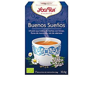 Getränk BUENOS SUEÑOS infusión Yogi Tea