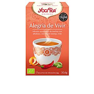 Drinki ALEGRÍA DE VIVIR infusión Yogi Tea
