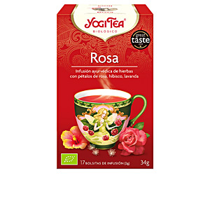 Drink ROSA infusión Yogi Tea