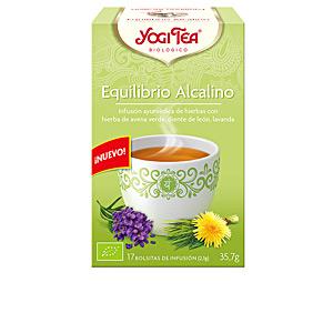 Bevande EQUILIBRIO ALCALINO infusión Yogi Tea